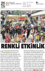 Bursa Hurriyet - 22.11.2013-2